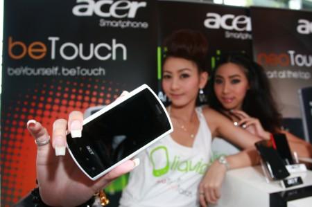 7c3y7592 เอเซอร์ ฮอตได้อีก ส่ง Acer liquid S100 สมาร์ทโฟนดีไซน์เฉี่ยว สุดล้ำ กับ Android OS