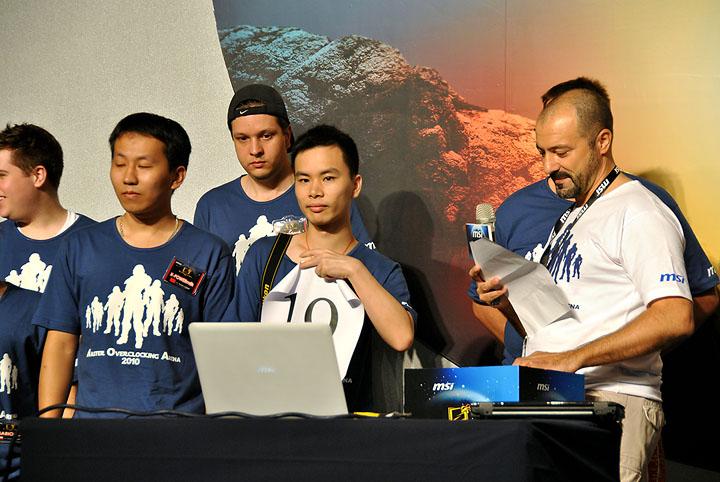 827 MSi MOA 2010 Worldwide Grand Final
