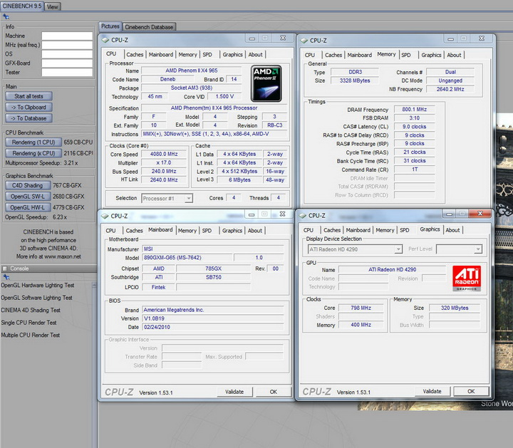 958 MSI 890GXM G65 Review