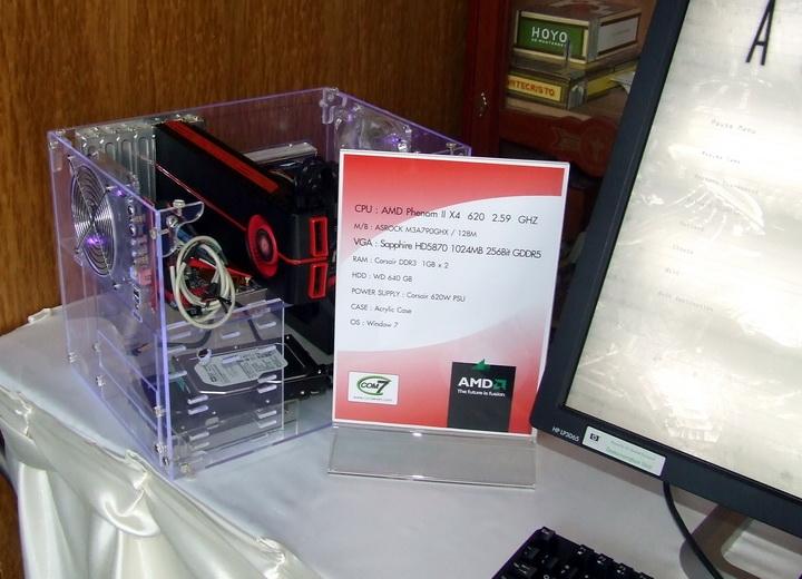 96 พาชมบรรยากาศงานเปิดตัว AMD VISION
