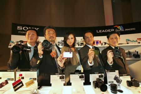 mg 9990  โซนี่ตอกย้ำความเป็นผู้นำตลาดดิจิตอล อิมเมจจิ้ง เปิดตัวกองทัพเทคโนโลยีสุดล้ำครั้งแรกในประเทศไทย