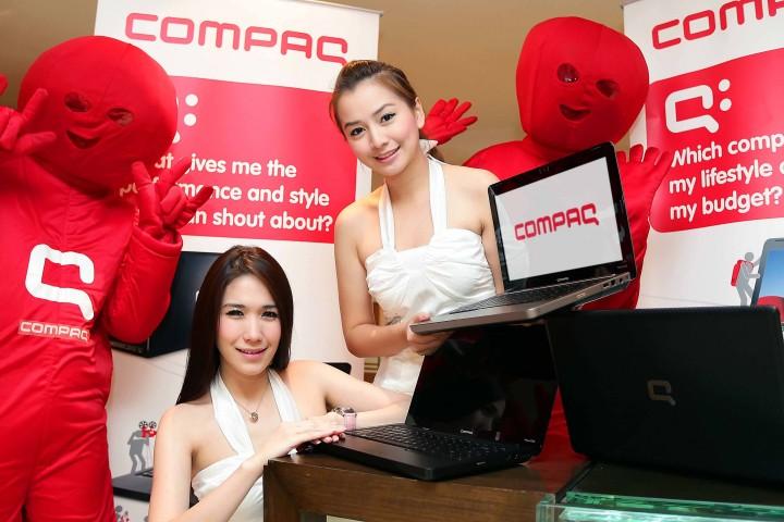 pic0001 720x480 เอชพีเปิดตัว Compaq Presario สองรุ่นใหม่ ดีไซน์ล้ำ นำเทรนด์ จี๊ดโดนใจวัยมันส์
