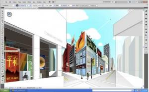 ai cs5 3in boxshot png1 300x186 พบกับความสามารถใหม่ของ Adobe Illustrator CS5