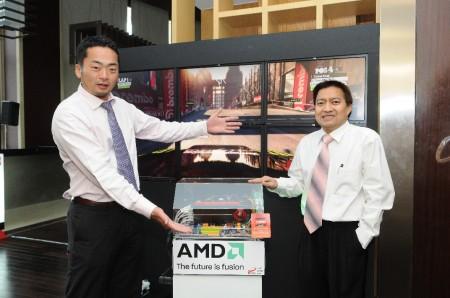 amd vision 2 เอเอ็มดีเผยวิสัยทัศน์ใหม่ 'VISION' พร้อมเปิดตัวสุดยอดกราฟฟิกการ์ด ATI Radeon HD 5800 ซีรีส์