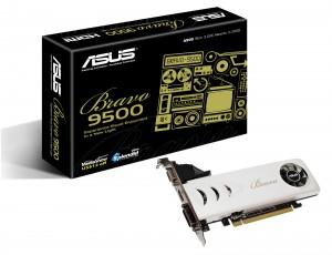 asus bravo 9500 graphics card boxshot อัสซุส แนะนำ 4 สุดยอดกราฟิกโซลูชั่น รุ่นใหม่ล่าสุด