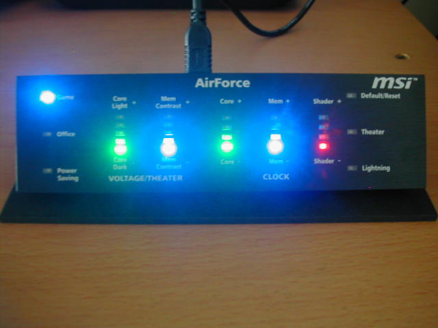 dscn0035 MSI GTX260 Lightning Black Edition