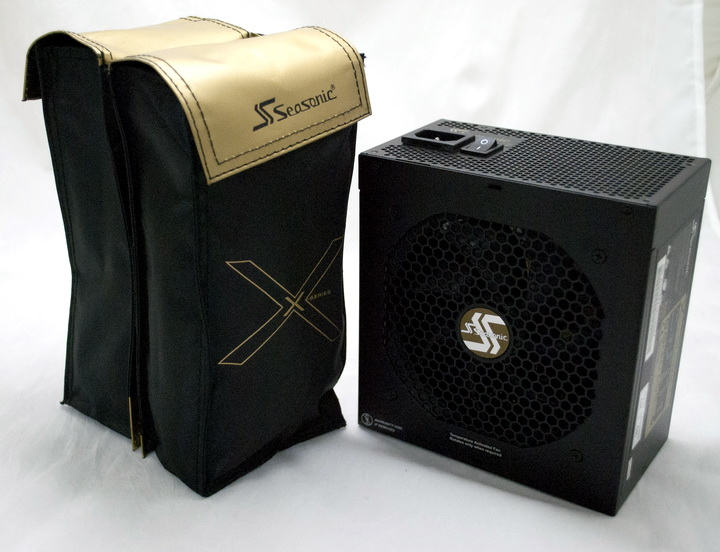9 Seasonic X series 750W Gold