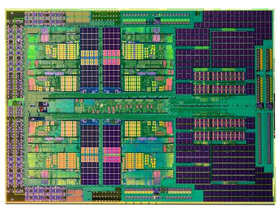 900die AMD Phenom II X2 555BE @ X4 B55 Review