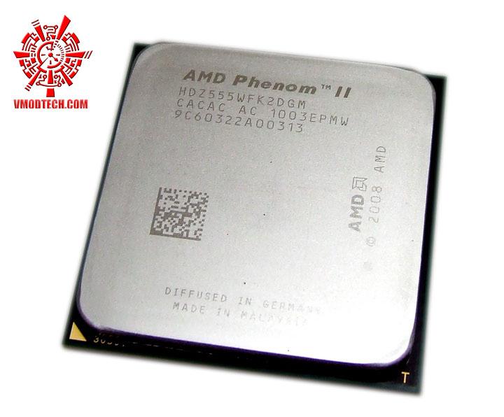 dscf1861 AMD Phenom II X2 555BE @ X4 B55 Review