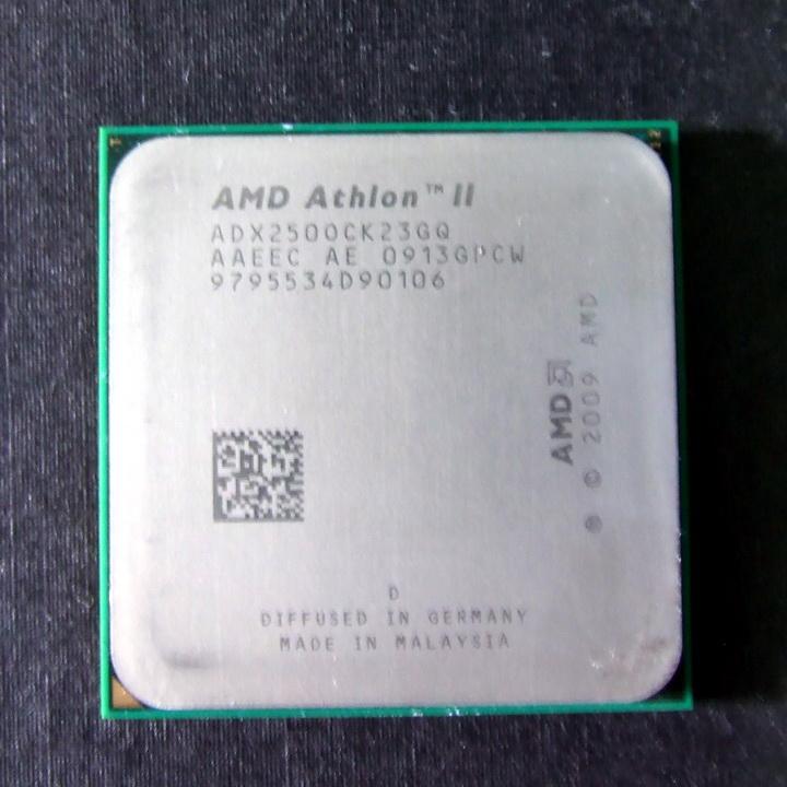 dscf8482 AMD Athlon™II X2 250 Review