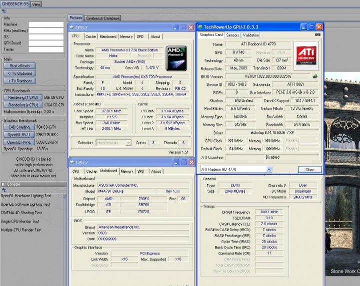 95 AMD ATI HD 4770 แบบเต็มๆ
