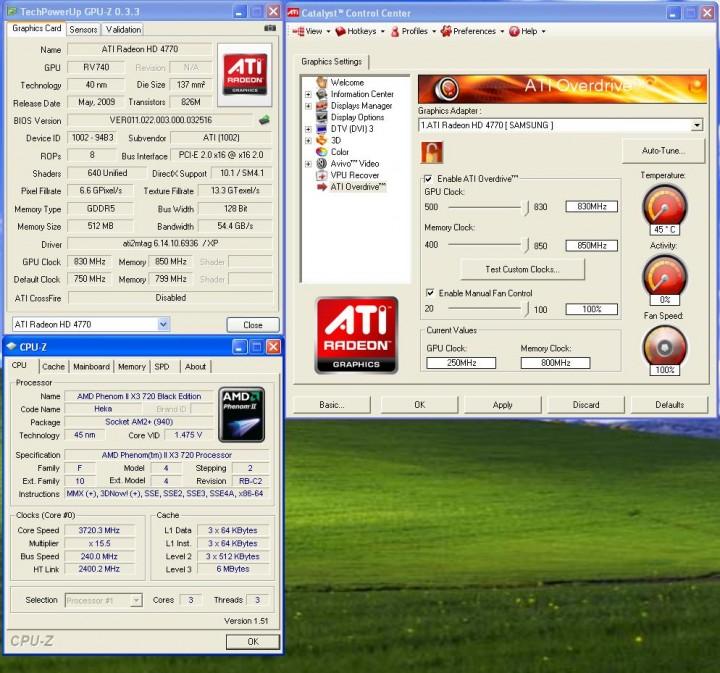 temp11 AMD ATI HD 4770 แบบเต็มๆ