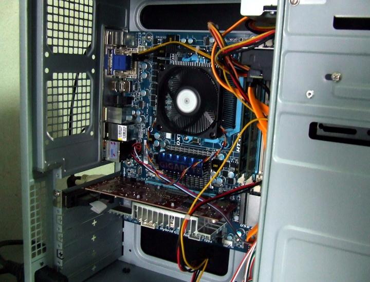 dscf1845 AMD  Phenom II 545 @ 4 Cores !!!