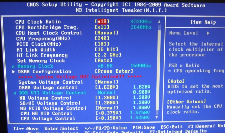 1 AMD Phenom II X2 555BE @ X4 B55 Review