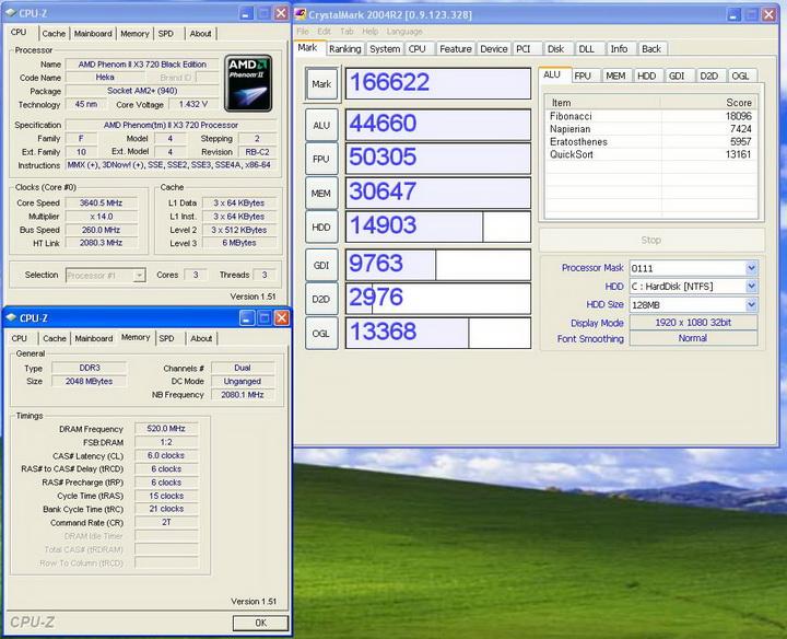 crytalmark2004r2 Asrock M3A790GXH/128M