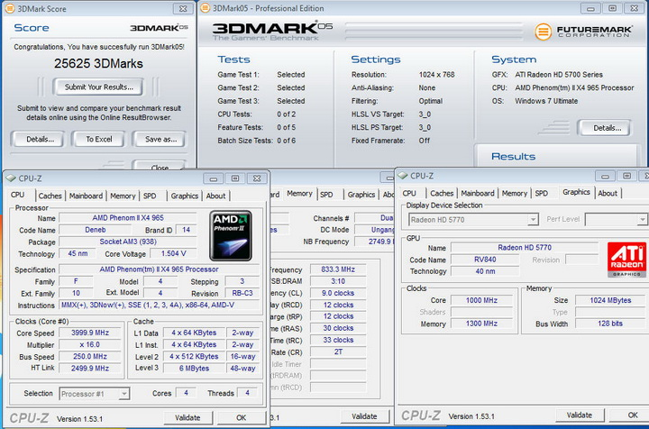 05 ASUS Radeon HD 5770 1GB Voltage Tweak Edition