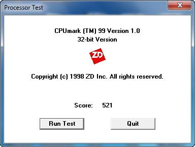 cpumark99 ASUS M4A77TD PRO