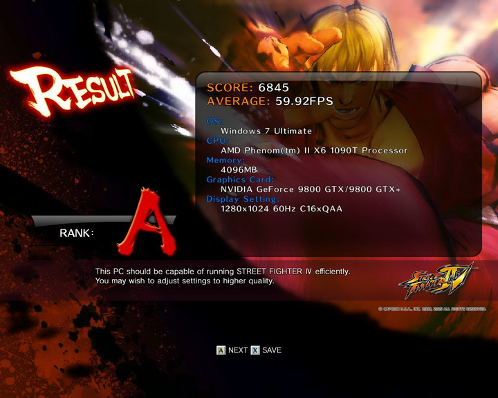 streetfighteriv benchmark 2010 07 08 18 20 01 50 ASUS M4A89TD PRO Motherboard Review