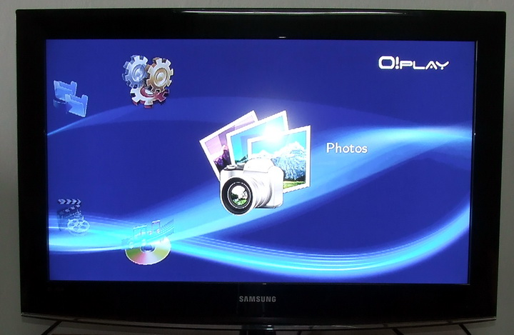 3 Asus O!Play  HD Media Player HDP R1
