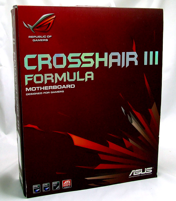 r05 ASUS Crosshair III Formula Review