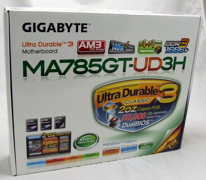 11 GIGABYTE GA MA785GT UD3H Review