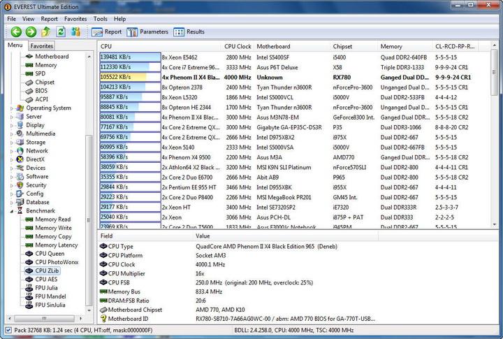 e4 Gigabyte 770T USB3 Review