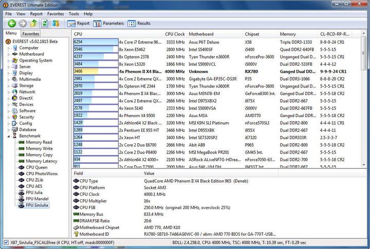 e8 Gigabyte 770T USB3 Review