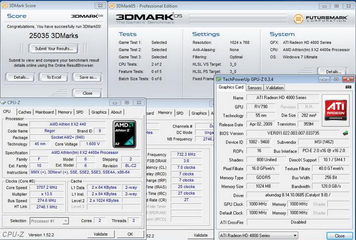 2005 GIGABYTE GA MA770T UD3P