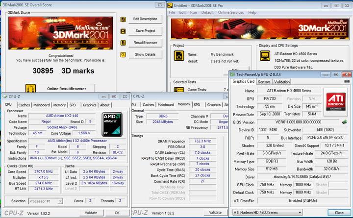 2001 Gigabyte GA MA790XT UD4P