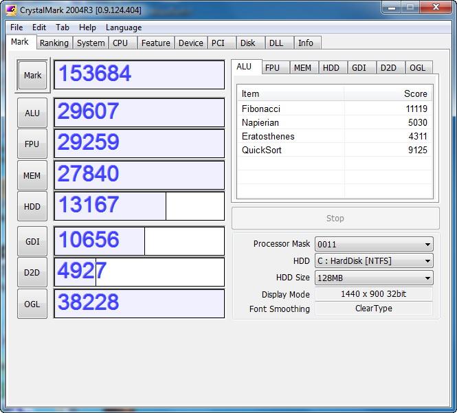 crytalmark2004r3 Gigabyte GA MA790XT UD4P