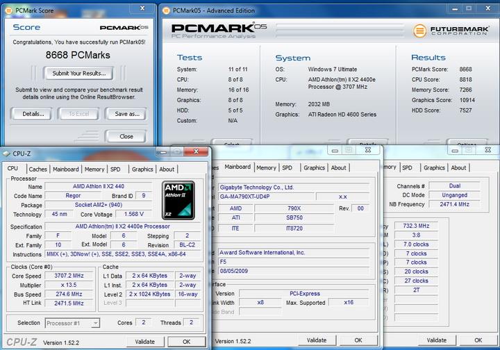 pcm2005 Gigabyte GA MA790XT UD4P