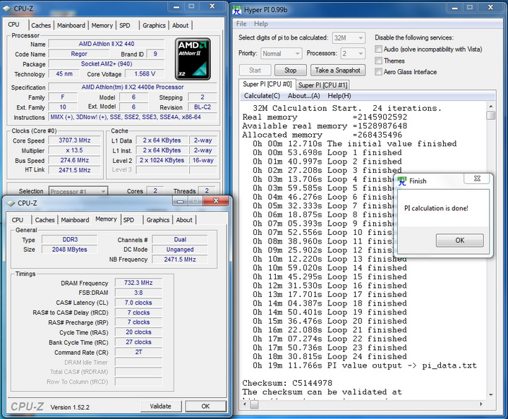 pi32 Gigabyte GA MA790XT UD4P