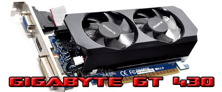 gigabytegt430 Gigabyte GT 430 Review
