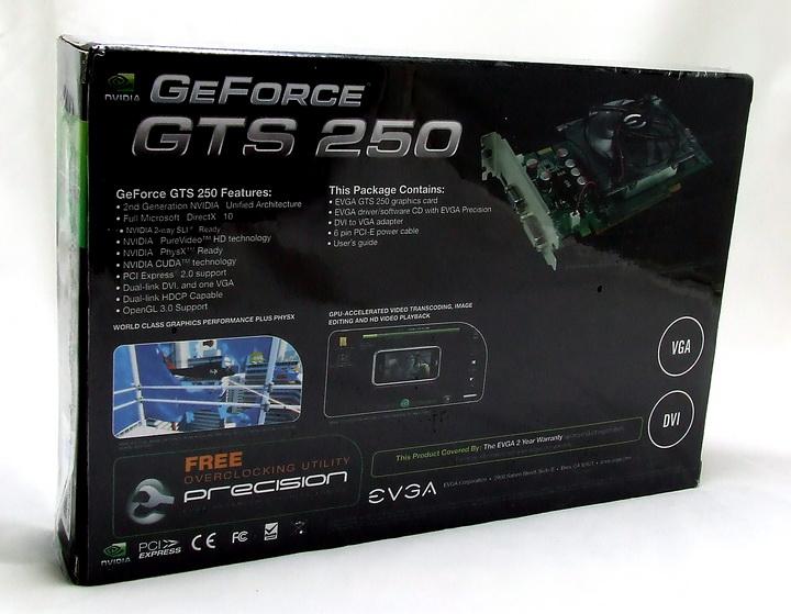 dscf1893 EVGA GTS250 1GB DDR3