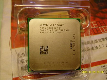 1 resize Hot..  Athlon X2 5000+ Unlock 4 Cores