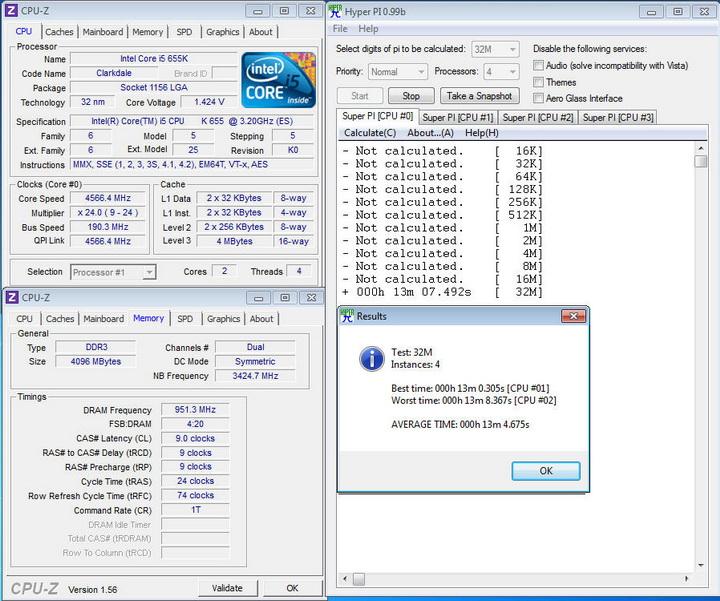 pi32 INNO GTX 460 1GB DDR5 OVERCLOCK
