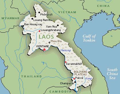 lao LAOS Trip