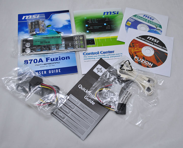 17 MSI 870A Fuzion  Review  Cool......