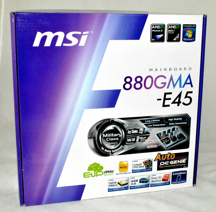 11 MSI 880GMA E45 Review