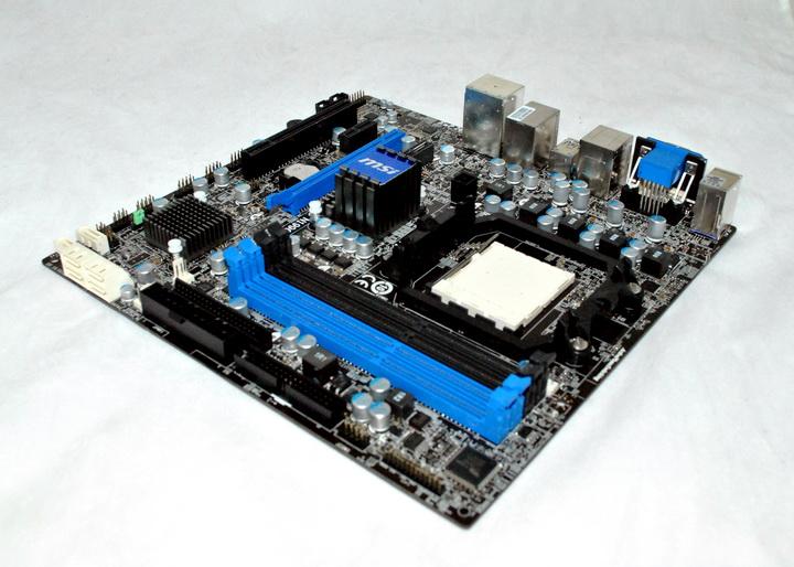 51 MSI 880GMA E45 Review