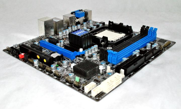 61 MSI 880GMA E45 Review