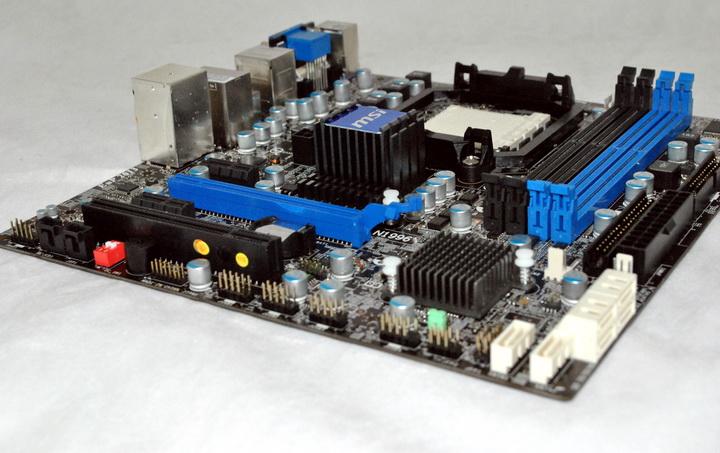 8 MSI 880GMA E45 Review