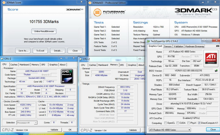 03 MSI 890FXA GD70 & AMD Phenom II X6 1090T