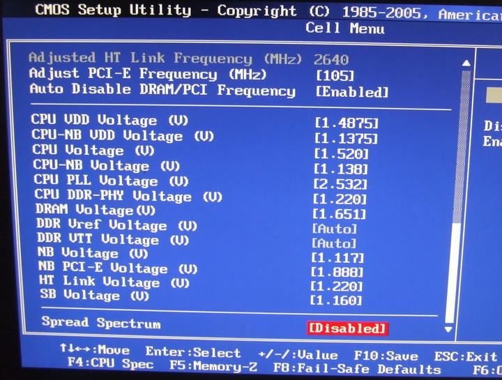 dscf0499 MSI 890FXA GD70 & AMD Phenom II X6 1090T