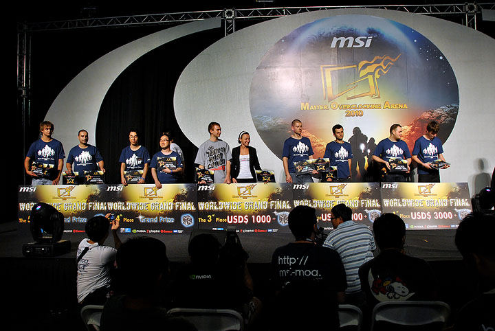 126 MSi MOA 2010 Worldwide Grand Final