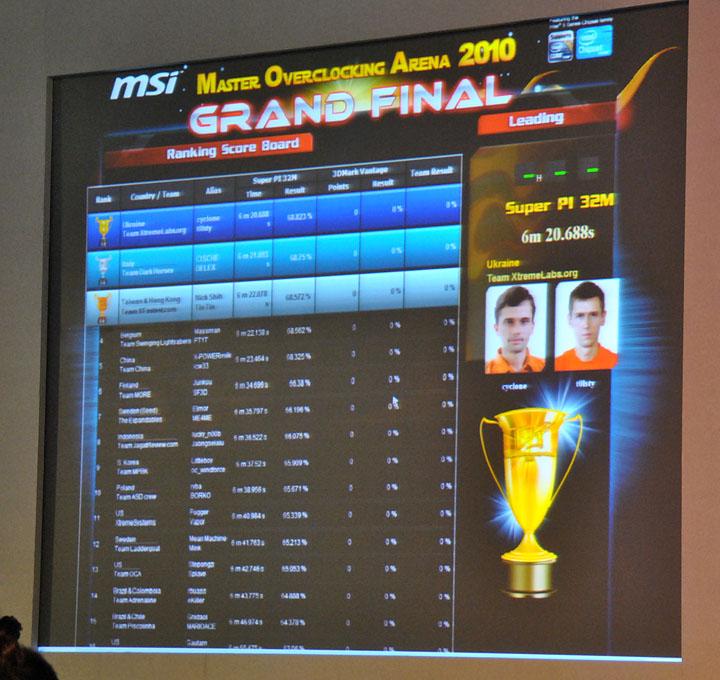 64 MSi MOA 2010 Worldwide Grand Final