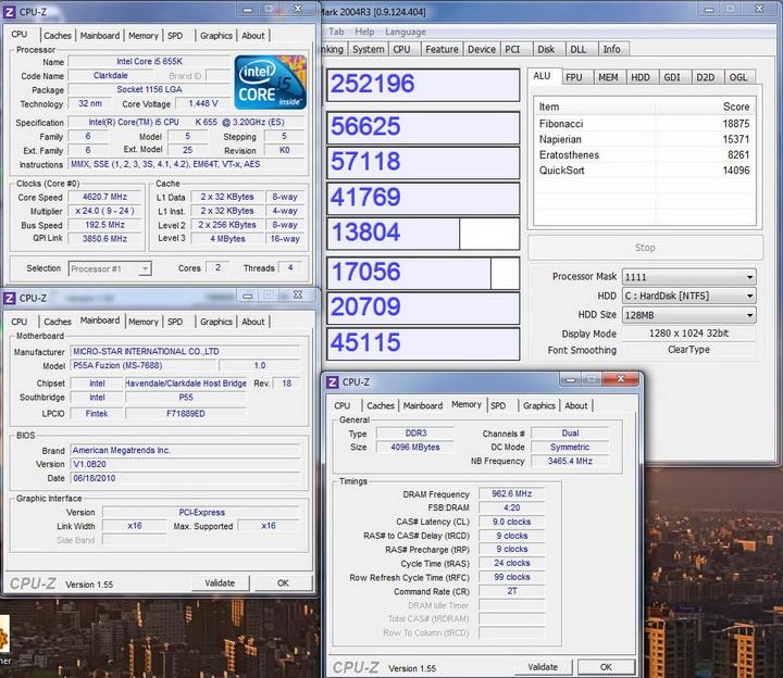crytalmark2004r3 MSI P55A Fuzion Review