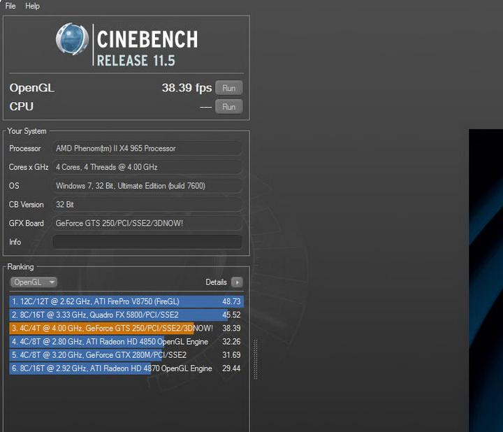 c115 Palit GTS250 1GB