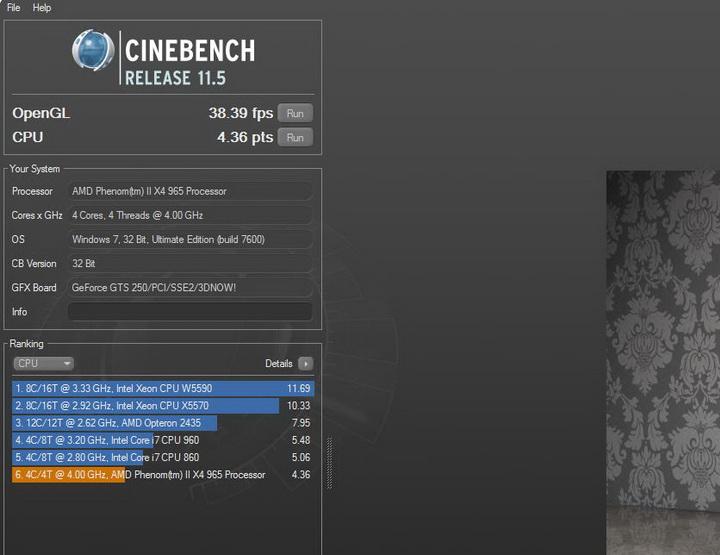 c1151 Palit GTS250 1GB