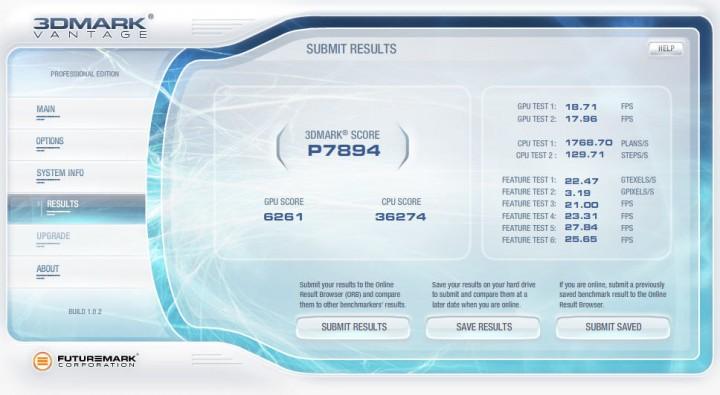 vantage Palit GTS250 1GB